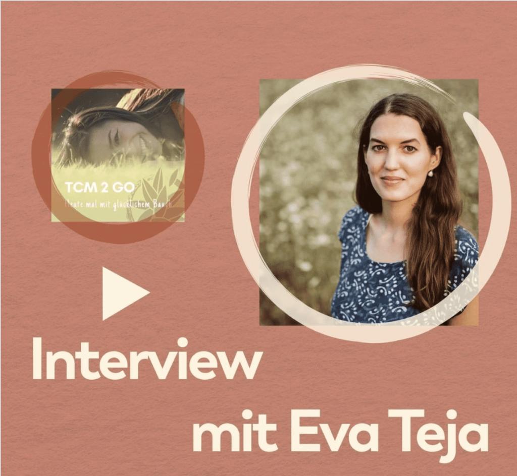 Podcast mit Eva Teja- Zykluscoach über Menstruation